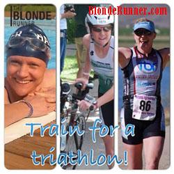 Blonde Runner