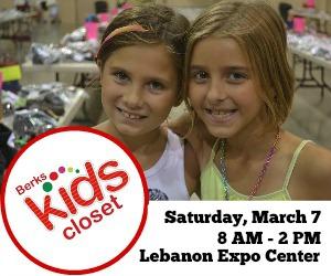 Berks Kids Closet - spring