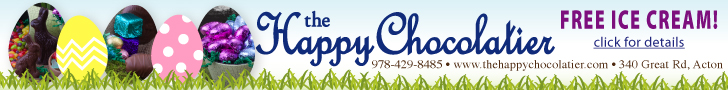 Shop for Easter at The Happy Chocolatier!