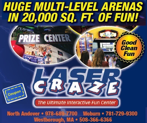 Play at Laser Craze!