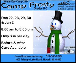 Camp Frosty