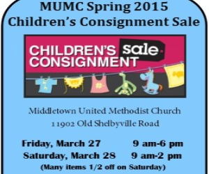MUMC Consignment Sale