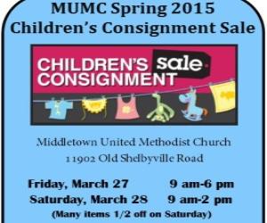 MUMC Consignment Sale