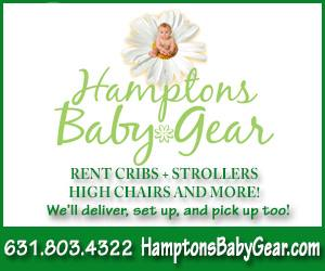 Hamptons Baby Gear