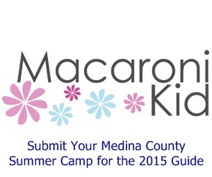 Medina County Summer Camp Guide Submission
