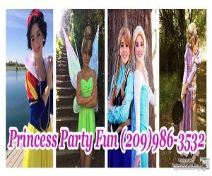 Princess Party Fun
