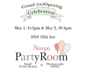 Nampa Party Room
