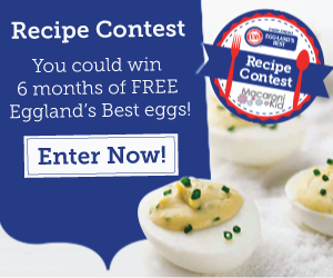EB Recipe Contest 2015