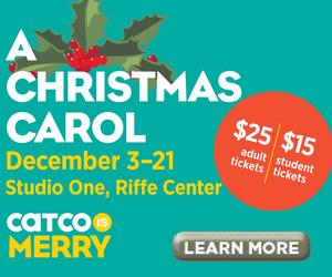 CATCO is Kids A Christmas Carol