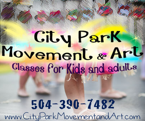City Park Movement and Art