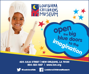 Louisiana Children's Museum Summer Camp