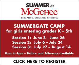 Summer Gate - McGehee