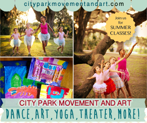 Creative Movement and Art