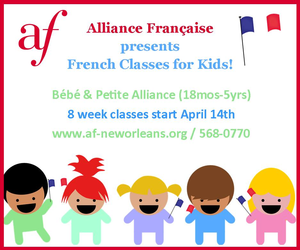 French Class for Kids