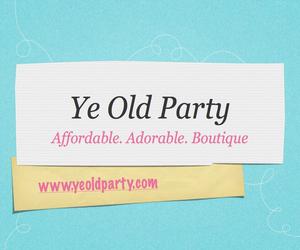 Ye Olde Party