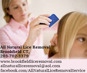 All Natural Lice Removal