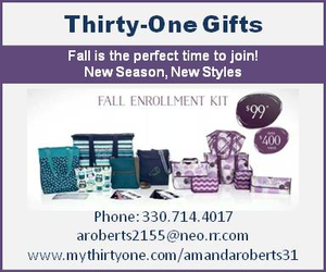 Thirty-One Ad