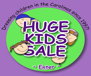 HUGE KIDS CONSIGNMENT SALE