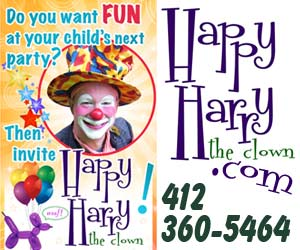 Happy Harry The Clown : Entertainment