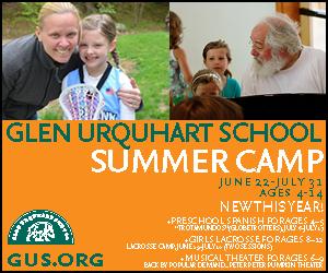 Glen Urquhart School Summer Camp