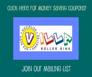 Villa roller rink