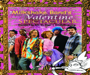 Milkshake Valentine's Spectacular