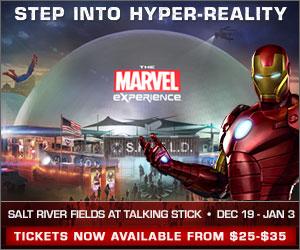 New Marvel Ad