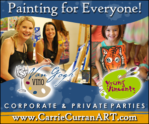 Carrie Curran Art Studios Summer Camp