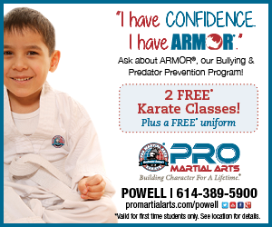 2 Free Classes PRO Martial Arts