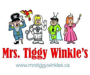 Mrs Tiggy Winkles