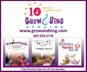 Grow & Sing 10 years