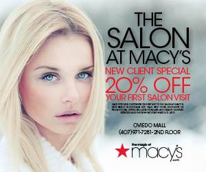 Oviedo Macy's Salon