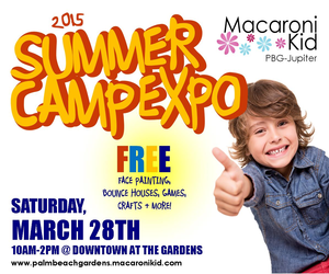 Summer Camp EXPO!