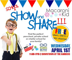 School Show and Share III