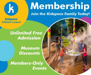 Kidspace Membership Ad