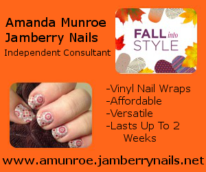Jamberry Nails, Amanda Munroe