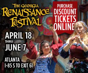 GA Renaissance Festival