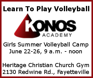 Konos Girls' Volleyball Camp