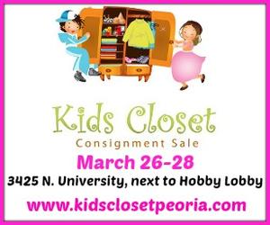 Kids Closet Sale