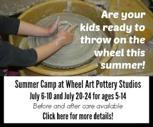 Wheel Art Pottery