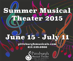 Pittsburgh Musica Theater Summer Camps