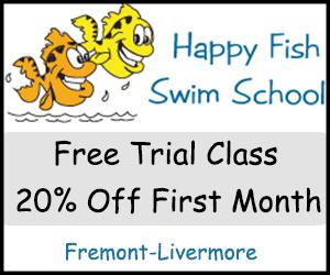 Happy Fish Swim School (border)