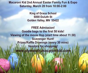 2015 Easter Family Fun & Expo