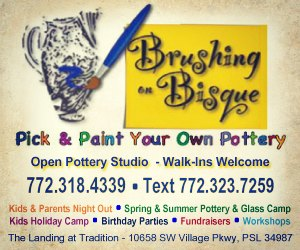 Brushing on Bisque - Campaign 2