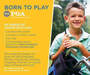 PGA Center - Born to Play