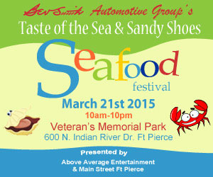 2015 Taste of the Sea & Sandy Shoes Seafood Festi