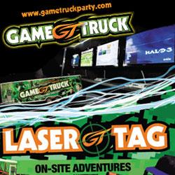 Princeton Game Truck
