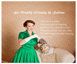 Eco-Friendly Cleaning by Sabrina