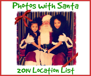 Photos with Santa 2014