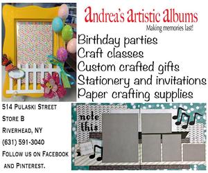 Andrea's Artistic Albums